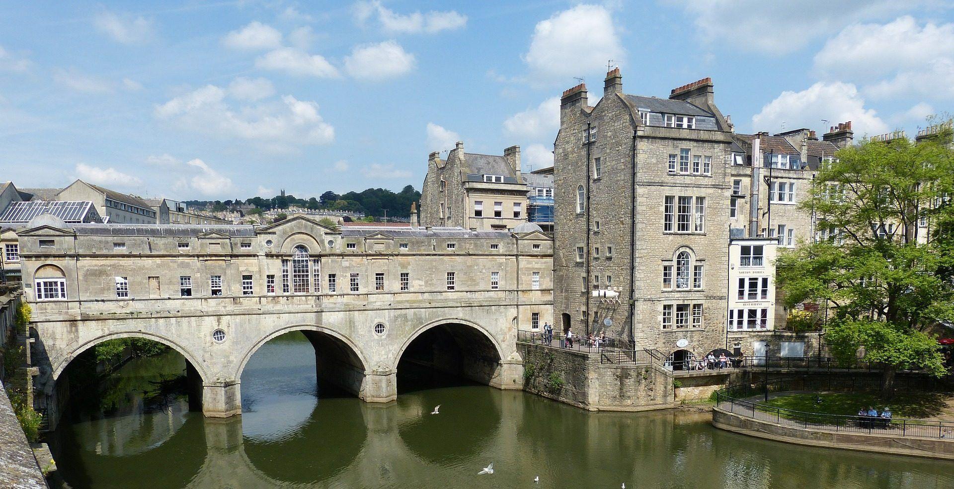 Sprachreise nach Bath, Sprachkurs Großbritannien, Sprachschule Kaplan England
