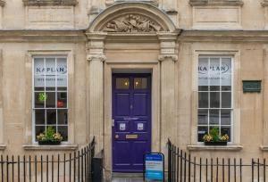 Sprachschule Bath, Sprachkurs, Sprachreise UK, Großbritannien, Kaplan International, Gebäude