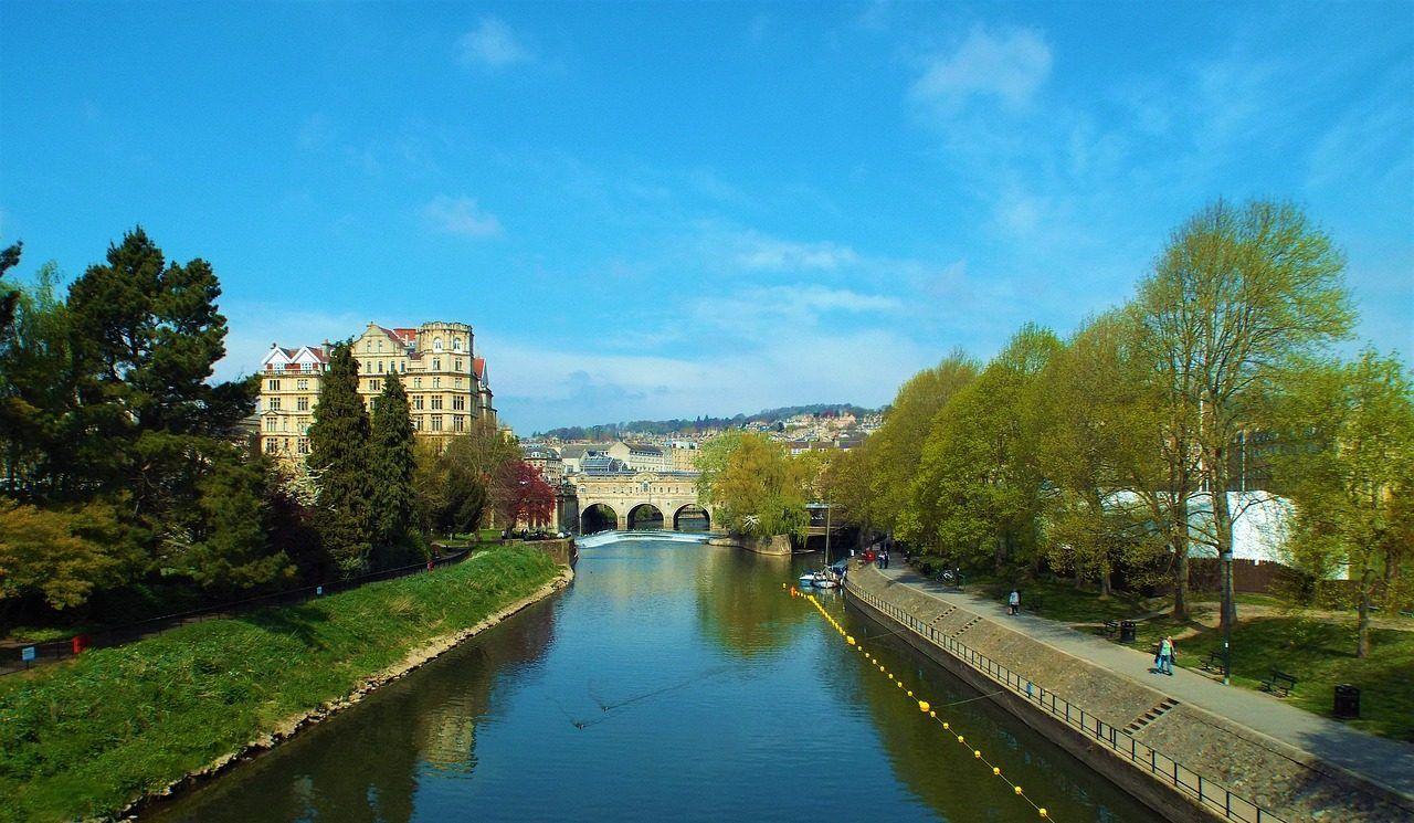 Bath England Großbritannien Schülersprachreise Sommerferien Culture XL