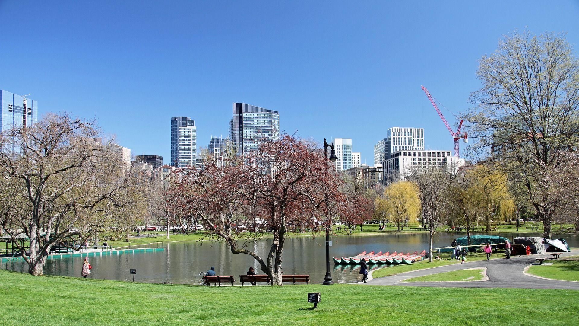 Sprachreise Boston