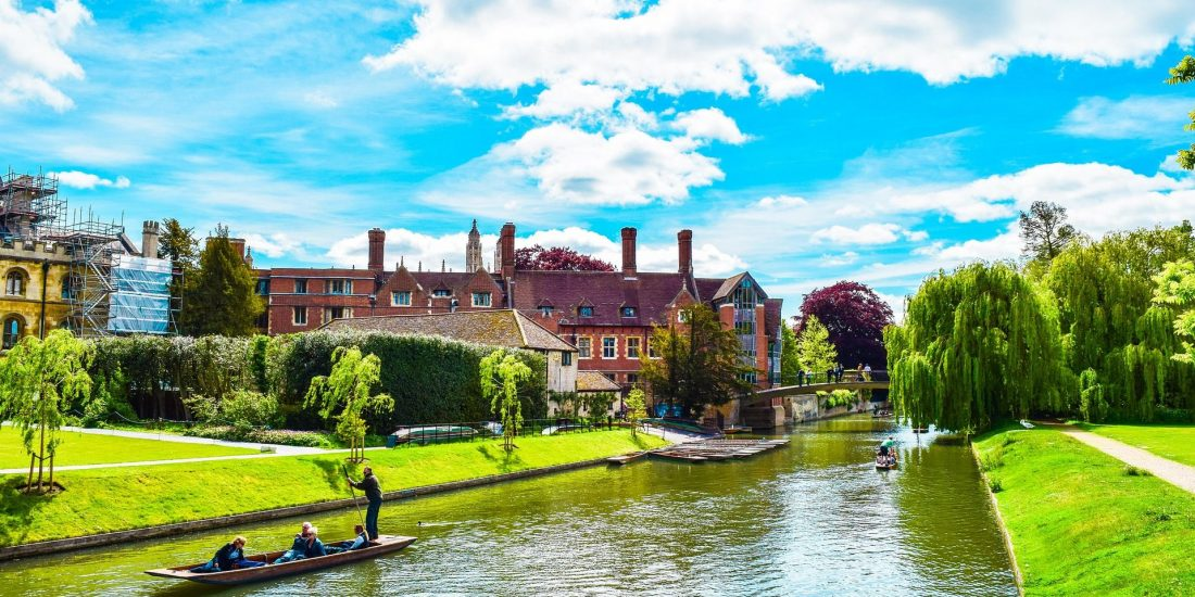 Cambridge England Schülersprachreise Sprachreise Culture XL Kaplan