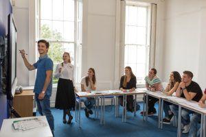 Sprachschule, Dublin Kaplan, Sprachreise, Sprachkurs, Irland, Unterricht