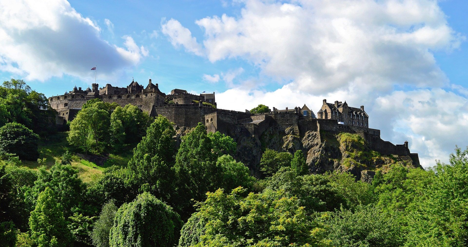Sprachkurs Edinburgh