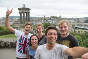 Sprachschule Edinburgh, Kaplan, Sprachreise, Sprachkurs, Schottland, Großbritannien, UK 1