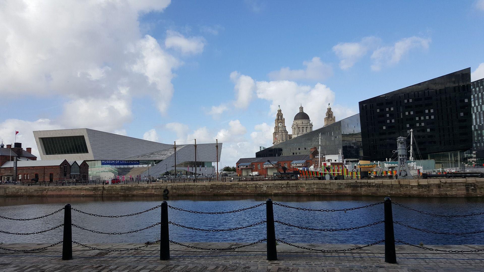 Sprachreise nach Liverpool
