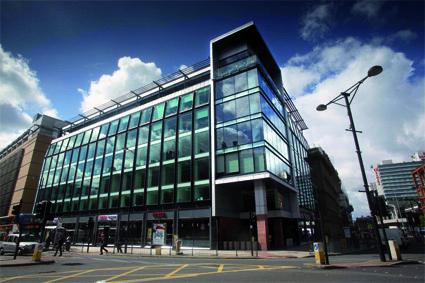 Sprachschule Manchester, Kaplan International England, Schulgebäude
