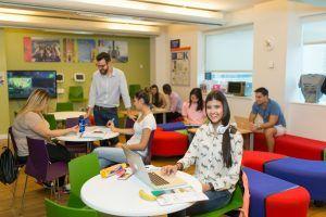 Sprachschule Manchester, Kaplan International England, Study Center