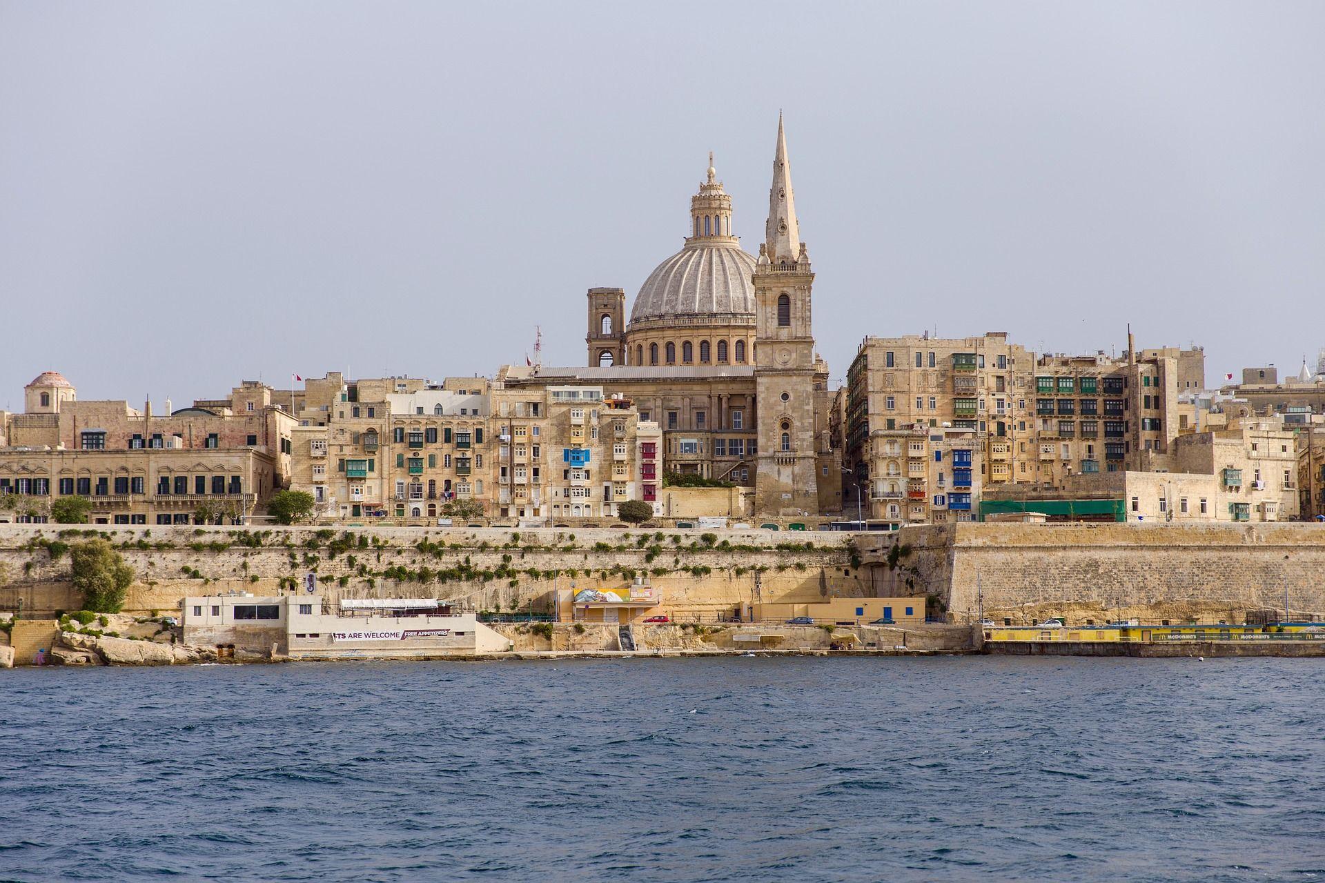 Schülersprachreise Malta St. Julians