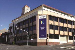 Sprachreise Brisbane Schulgebäude