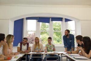 Sprachschule Oxford, Kaplan International England, Unterricht