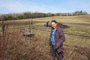 Farmstay Programm Kanada Getreideernte