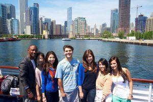 Sprachreise Chicago, Sprachschule Kaplan International USA, Chicago 3