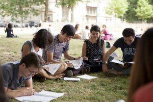 Sprachschule EC Großbritannien, Bristol, Sprachreise, Sprachkurs, Lernen im Freien