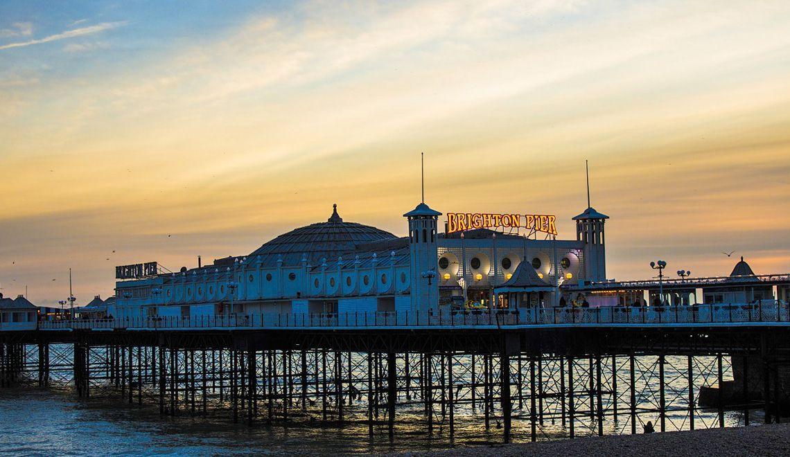 Brighton Sprachreise