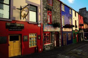 Galway Sprachschule Antlantic Language, Sprachreise, Sprachkurs Irland, Aktivitäten, Innenstadt