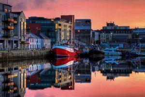 Galway Sprachschule Antlantic Language, Sprachreise, Sprachkurs Irland, Aktivitäten, Hafen2