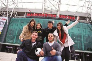 Sprachschule Manchester, Kaplan International England, Manchester Old Trafford