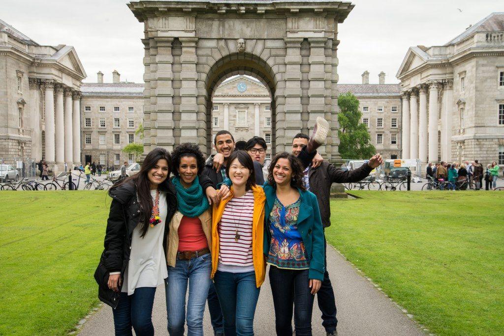 Sprachschule Kaplan Dublin, Sprachreise, Sprachkurs, Irland, Aktivitäten, Trinity College