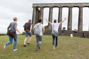 Sprachschule Edinburgh Kaplan Ausflüge, Sprachreise, Sprachkurs, Schottland, Großbritannien, 4
