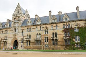 Sprachschule Oxford, Kaplan International England, Oxford 3