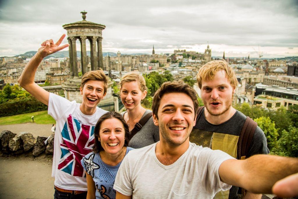 Die Geschichte Schottlands auf einem Fleck