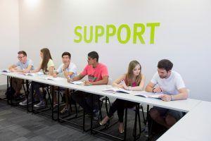 Sprachreise nach Brisbane Unterricht