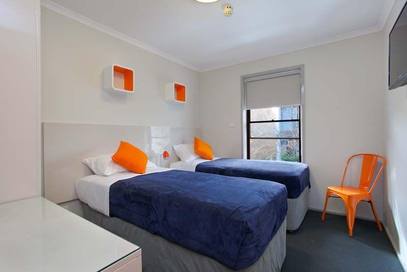 Doppelzimmer Unterkunft Sydney Praktikum