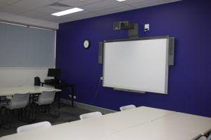 Sprachkurs Brisbane Klassenzimmer
