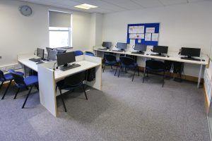 Sprachreise Brighton, Sprachschule EC English England, Computerraum
