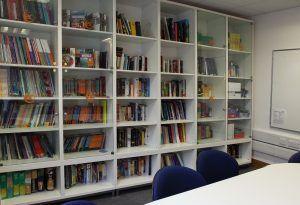 Sprachreise Brighton, Sprachschule EC English England, Bibliothek