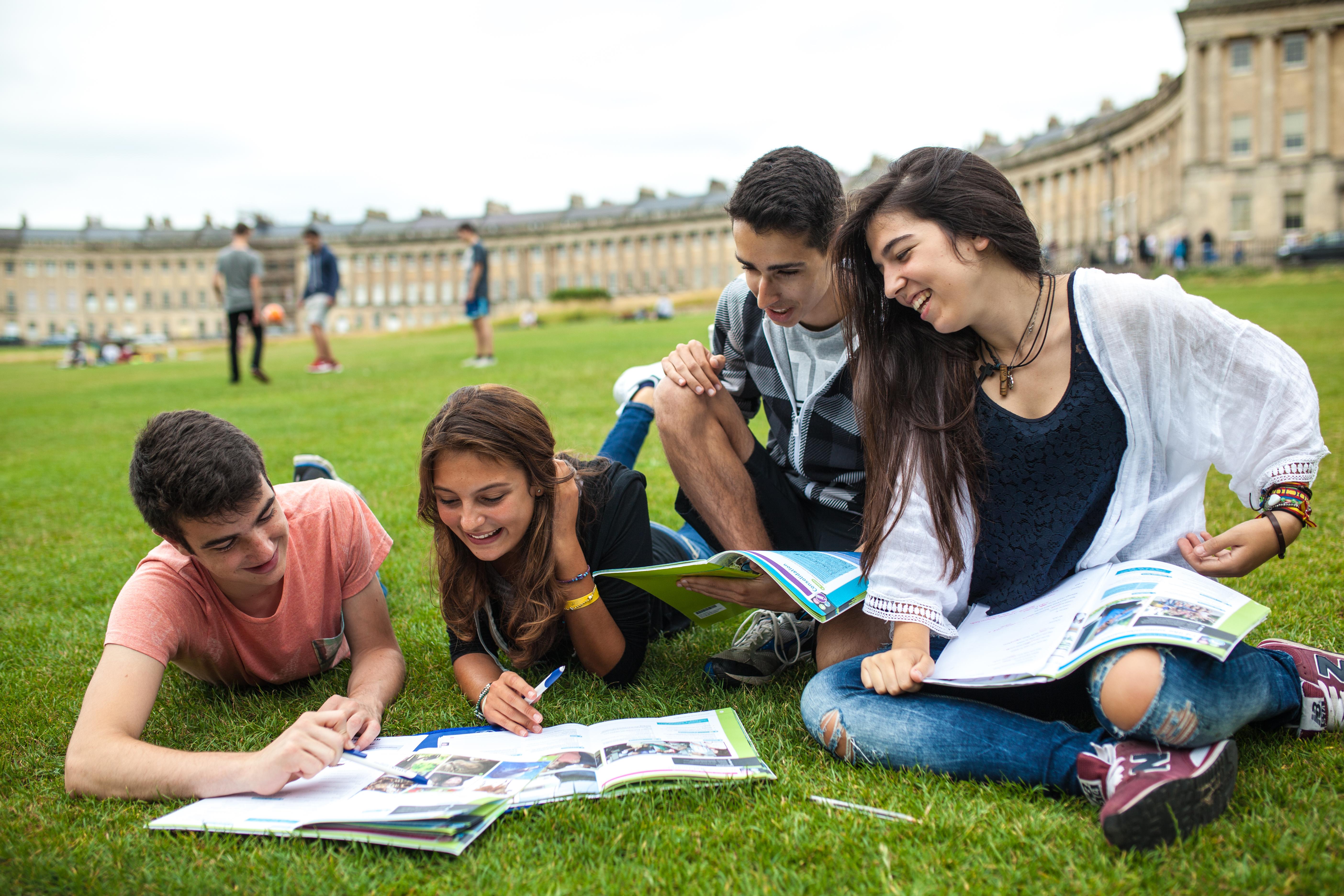 Bath Schülersprachreise Ferien Culture XL Kaplan