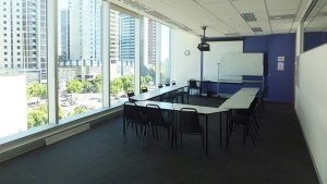 Kaplan Melbourne Klassenzimmer