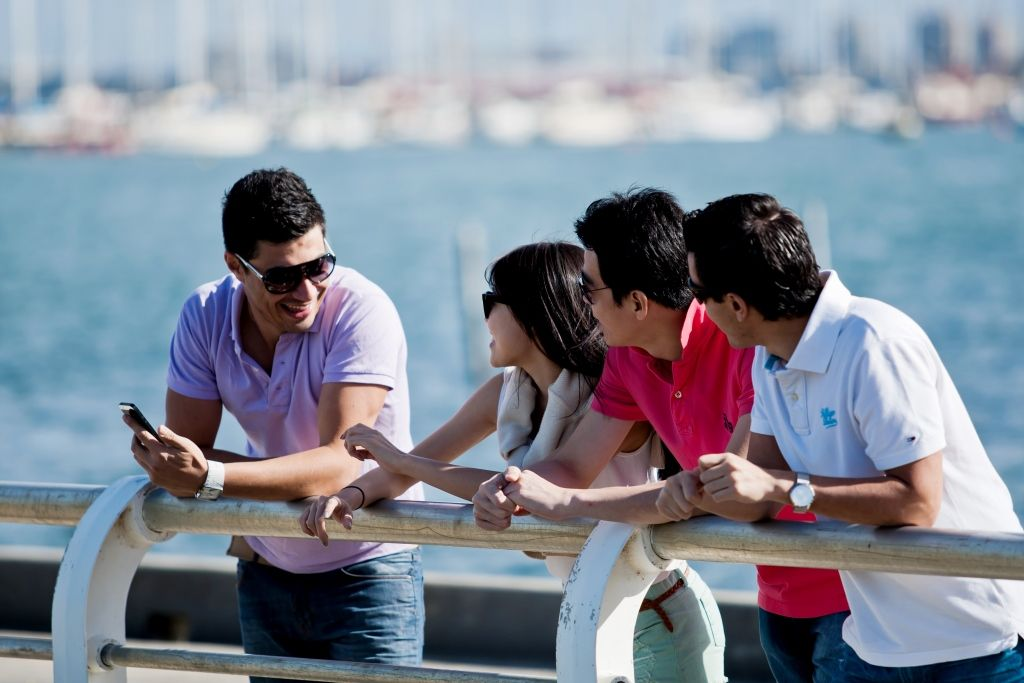 Melbourne Sprachschule Aktivitäten
