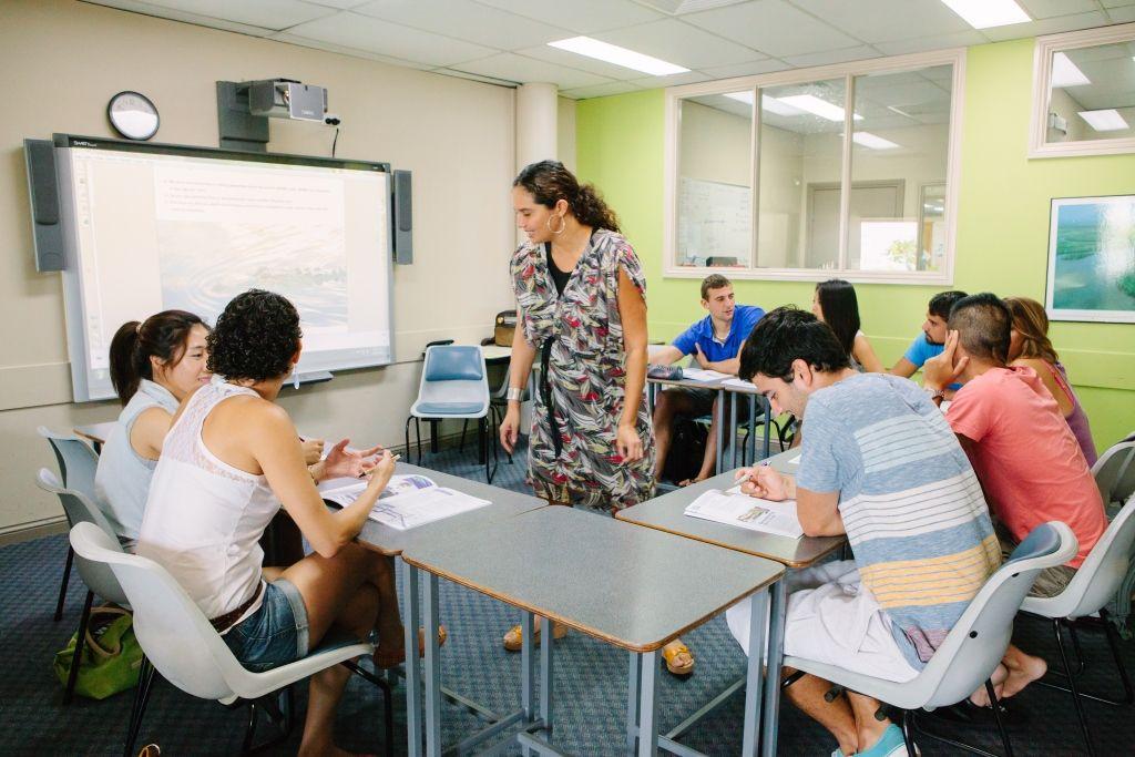 Sprachkurs an der Sprachschule Cairns