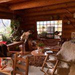 Farmstay Kanada Beispielunterkunft Wohnzimmer