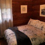 Farmstay Kanada Unterkunft Schlafzimmer