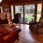 Farmstay Kanada Wohnzimmer Beispiel