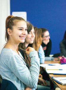 Sprachschule in Torquay