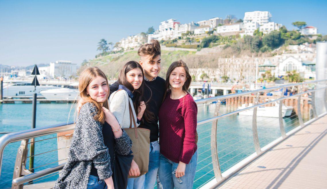 Torquay Sprachreise Sommer 2018
