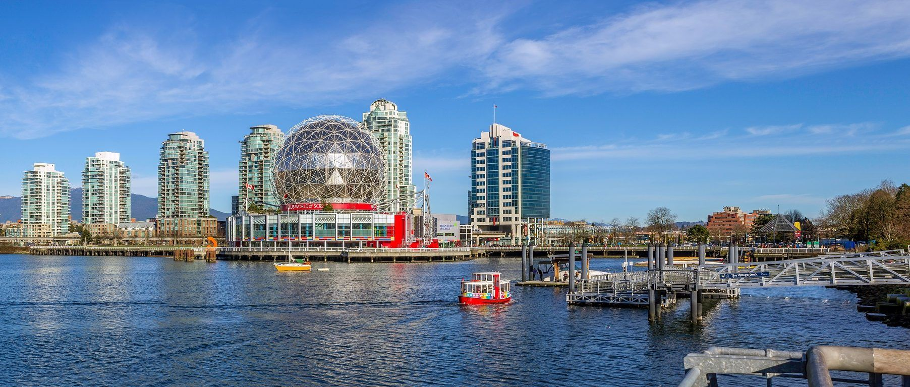 Schülersprachreise in Vancouver