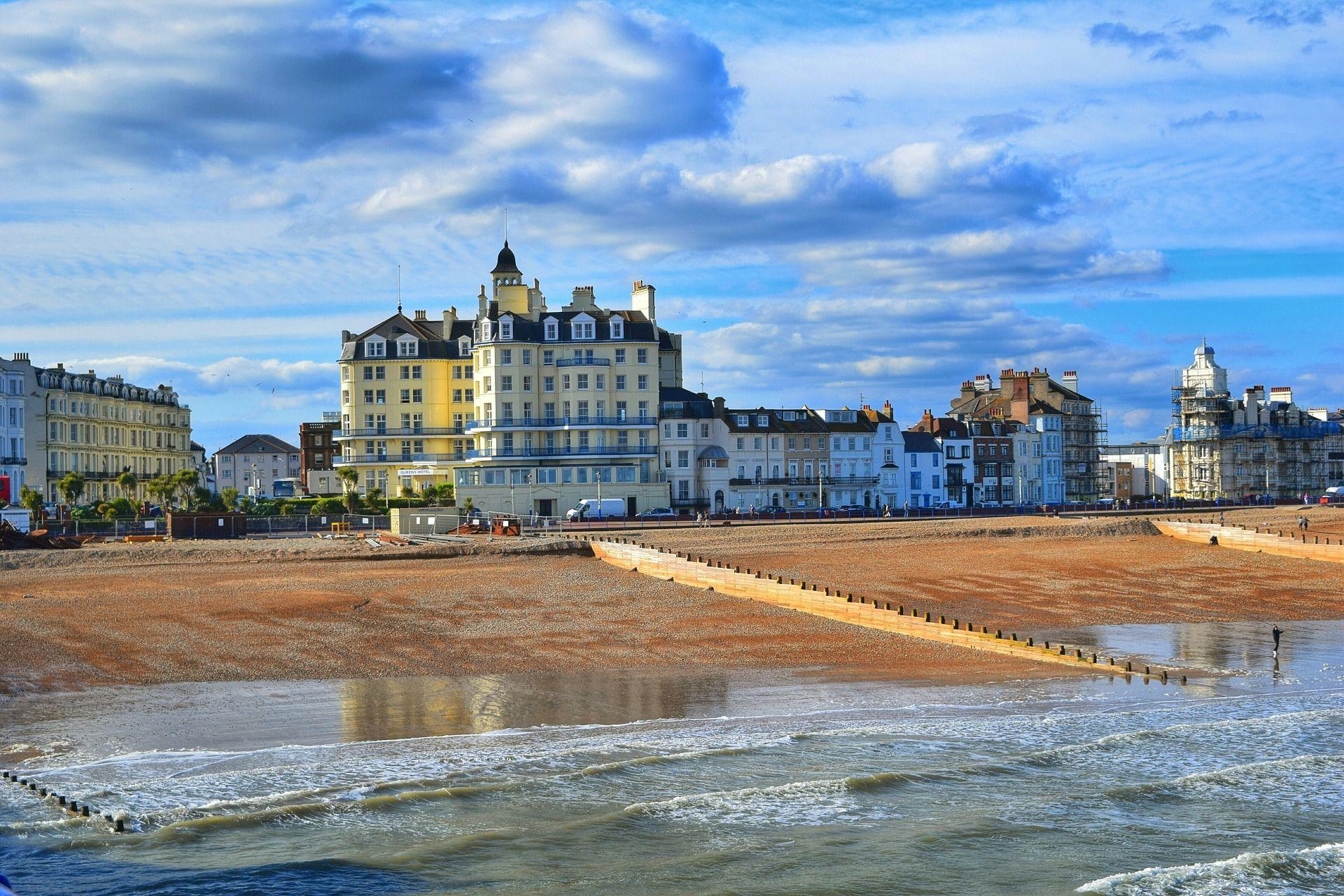 Eastbourne Schülersprachreise England