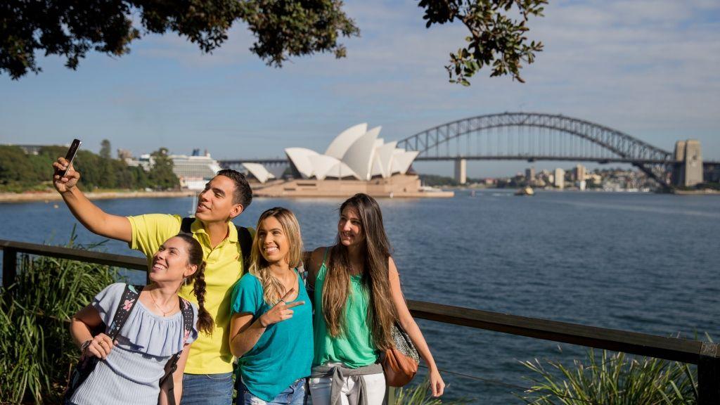 Sprachreise Australien Sydney City Kaplan Sydney Opera House