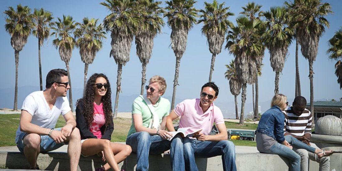 Sprachreisen nach Los Angeles, Kaplan International Los Angeles Westwood, Aktivitäten Strand