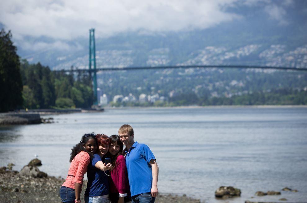 Sprachreise Vancouver, Sprachschule Kaplan International Kanada, Aktivitäten 6