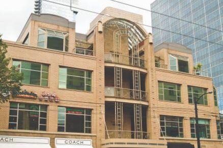 Sprachreise Vancouver, Sprachschule Kaplan International Kanada, Gebäude