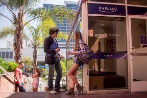 Sprachreisen nach Los Angeles, Kaplan International Los Angeles Westwood, Schulgebäude 2