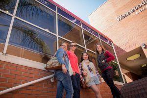 Sprachreisen nach Los Angeles, Kaplan International Los Angeles Westwood, Schulgebäude 3