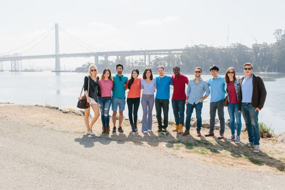 Studenten-Feeling in der Nähe von San Francisco