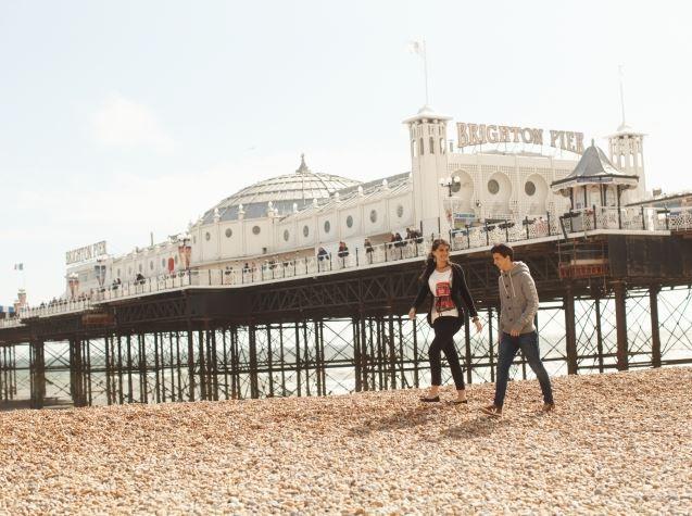 Entdecken Sie Englands größtes Seebad