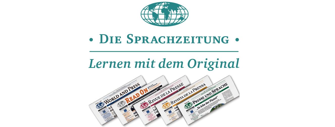 Sprachzeitung neu